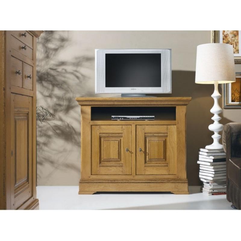meuble tv rustique avec les meilleures collections d 39 images. Black Bedroom Furniture Sets. Home Design Ideas