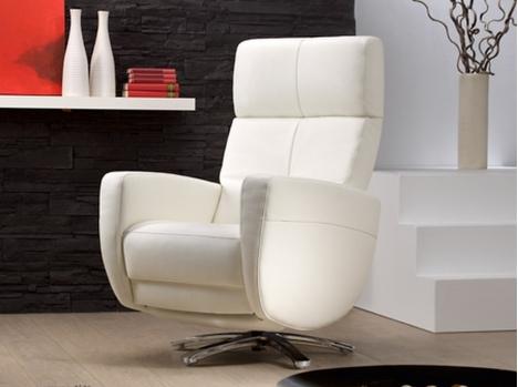Magasin 2000m² d exposition présente Fauteuil design relaxation en