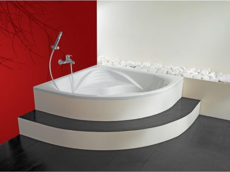baignoire d angle discount moderne baignoires pas cher. Black Bedroom Furniture Sets. Home Design Ideas