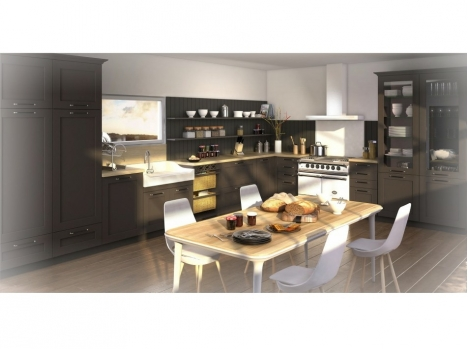 magasin cuisine rouen perfect dcouvrez la visite virtuelle de notre magasin cuisine plus rouen. Black Bedroom Furniture Sets. Home Design Ideas