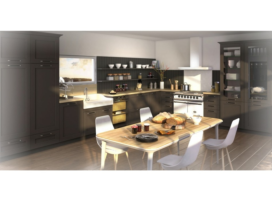 Cuisine taupe brillant best with cuisine taupe brillant - Cuisine taupe brillant ...