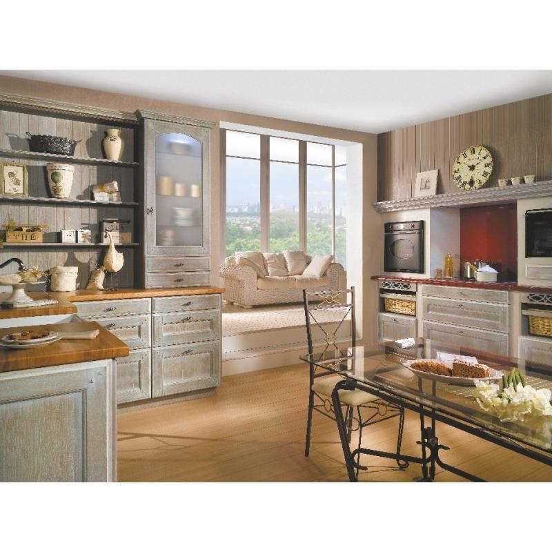 cuisine bois flott. Black Bedroom Furniture Sets. Home Design Ideas