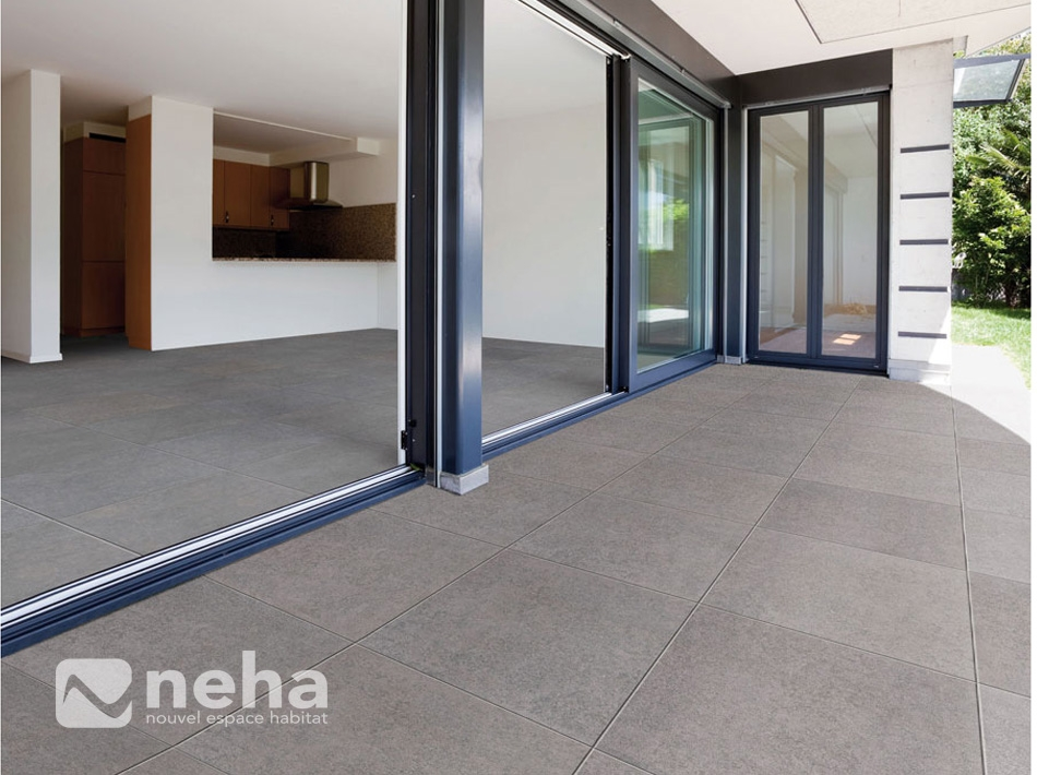 Carrelage 60x60 gris clair photos de conception de for Carrelage 60x60 taupe