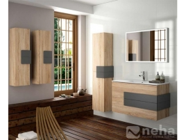 Acheter meuble de salle de bain vasque et accessoire livraison ...