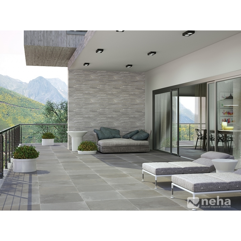 Carrelage exterieur gris anthracite design carrelage for Carrelage exterieur gris