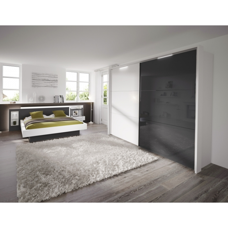 chambre ton gris good deco chambre ton beige with chambre ton gris excellent grande chambre. Black Bedroom Furniture Sets. Home Design Ideas