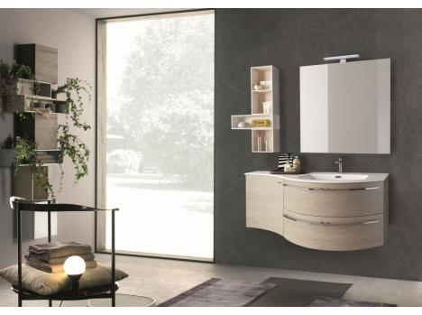 Magasin Meuble Salle De Bain Arrondi Personnalisabl Haut Gamme Italien - Magasin meuble salle de bain
