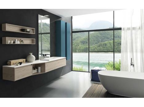 Magasin 76 meuble salle de bain personnalisable haut gamme italien