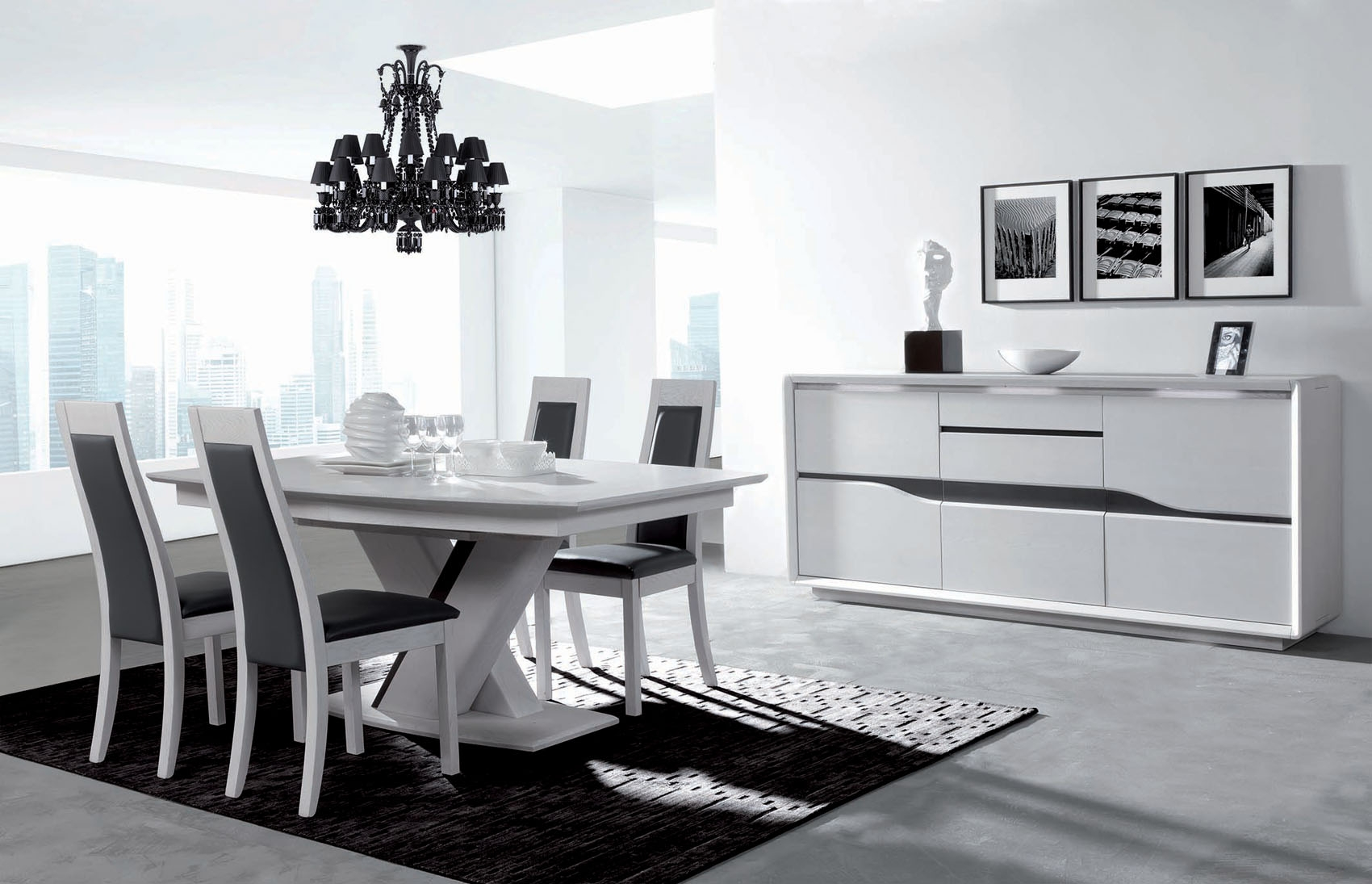 meuble but salle a manger maison design. Black Bedroom Furniture Sets. Home Design Ideas