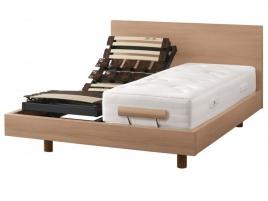 Tête de lit droite bois