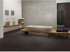 Carrelage noir 30x60.4cm