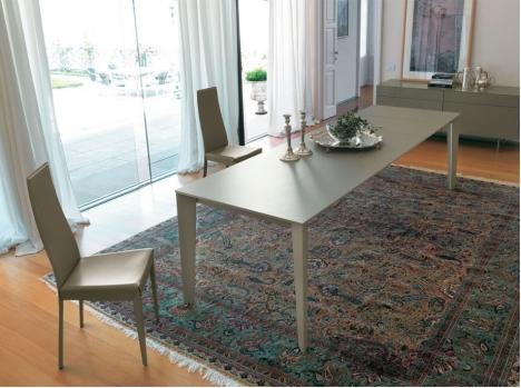 Table dessus béton design