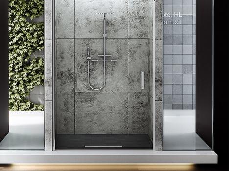 Receveur de douche à l'italienne