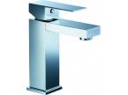 Robinet salle de bain carré