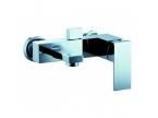 Mitigeur bain/douche carré chromé