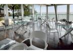 Table IZAC+ Chaise Gipsy Bontempi