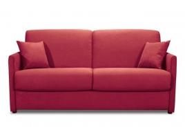 Canapé lit convertible tissu
