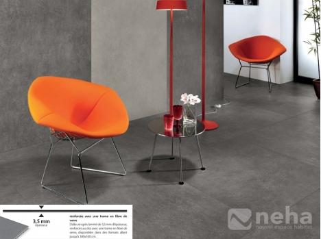 carrelage sp cifique ultrafin resistant paisseur 3mm. Black Bedroom Furniture Sets. Home Design Ideas
