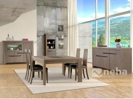 Vos meubles pour la salle à manger : table à rallonge - table en ...
