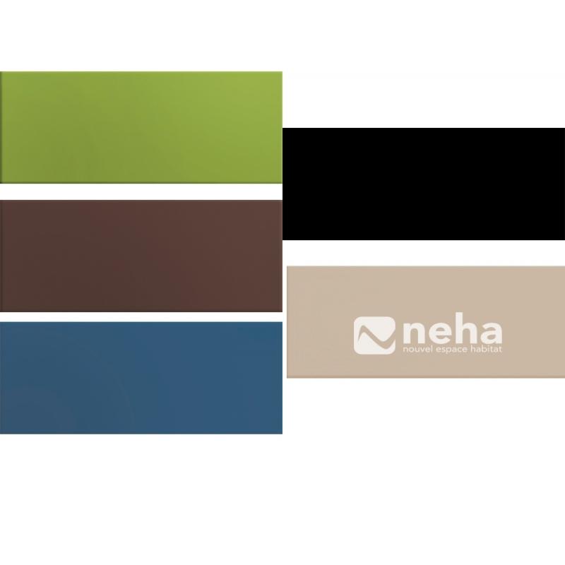 ... Vert Et Blanc Avec Décor · Idée Faience Couleur