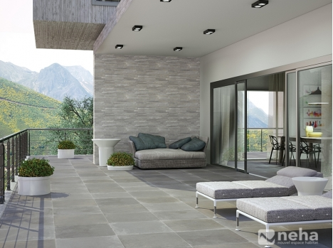 carrelage gris 60x60cm magasin carrelage grand expo grand. Black Bedroom Furniture Sets. Home Design Ideas