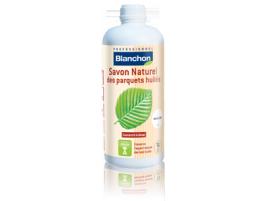 Savon naturel pour l'entretien bois huilés