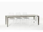 Table repas design Marbre italien rectangulaire