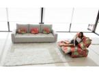 Canapé modulable haut dossier moderne design