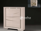 Armoire salon sejour contemporaine chene