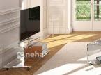 Meuble TV verre écran plat