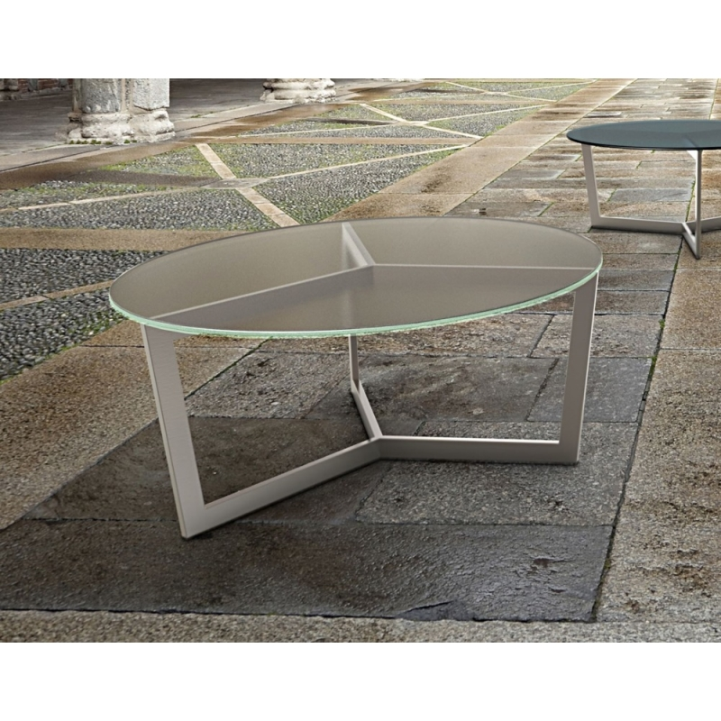 table basse ronde verre haut gamme en nrmandie pres de. Black Bedroom Furniture Sets. Home Design Ideas