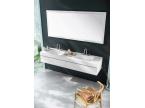 Grand meuble de salle de bain architecte
