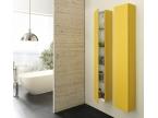 Meuble salle de bain rectangulaire couleur