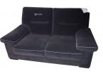 Canapé fixe 2 places, modèle CORRIDA