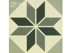 Carrelage décor effet carreaux de ciment