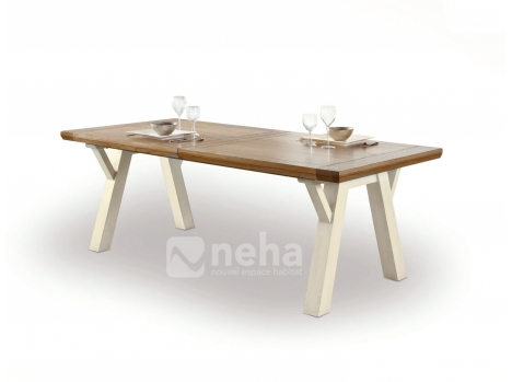 Table tretaux collection Romantica