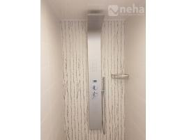 Salle de bain réalisé par un client