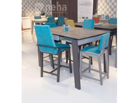 Table de repas carré