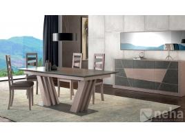 Salle à manger moderne céramique