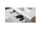 Intérieur tiroir meuble arrondi