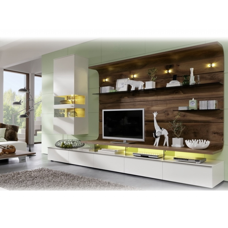Meuble Tv Composable Differents Elements Colonne Ou Meuble Tv
