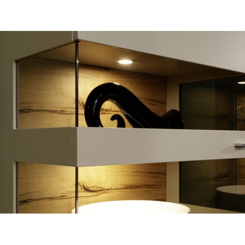 Concept Meuble Tv Modulable Haut De Gamme Bois Et Laque Mat