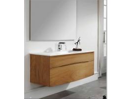 Meuble salle de bain iroko 90 ou 120cm