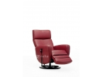 Fauteuil relax design cuir