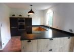 Réalisation cuisine plan granit