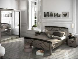 Chambre grise, blanche ou meisier