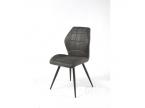 Chaise gris anthracite design