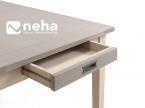Table avec tiroir de rangement