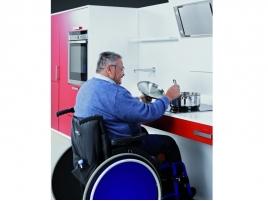 Cuisine acces handicap
