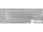 Faience 30x90cm grise effet béton brossé